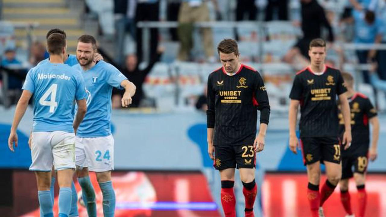 Rangers set piece flaws and 2 more takeaways from Malmo defeat as Steven Davis fires late lifeline