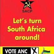 'What is the influence of SACP in South Africa's politics and ANC ? - OPINION