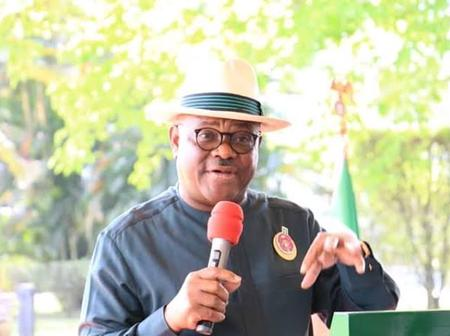 After Governor Wike gave another Nigerian musician N10 million naira, see how people reacted.