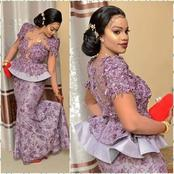 Beautiful And Stylish Asoebi Styles For Fashion Lovers