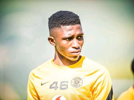 Kaizer Chiefs striker has moved to Maritzburg United on a loan