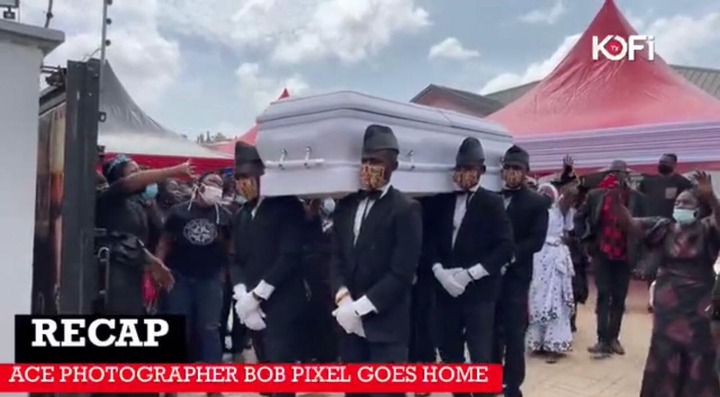 ec0a69615d754a9bb233ae27b5afe55f?quality=uhq&resize=720 - The Moment The Popular Dancing Pallbearers Carried The Coffin Of Bob Pixel For Burial With A Display