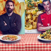 26 Famous Footballers And Their Favourite Food Names (Photos).