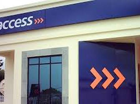 Access Bank Sends Update To All Her Customers Doing Business With The Bank In The Country.