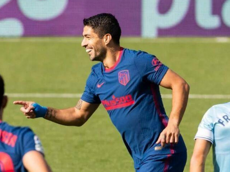Suarez's performace excites Atletico