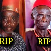Remembering Elder Maya And Other Nollywood Elders Who Have Sadly Passed Away [Photos]