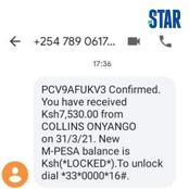 [THE STAR] How to Earn Ksh.1,000 Worth of Airtime When You Report Fraudulent MPESA Messages