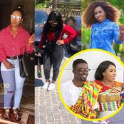Meet The Cute Son And Beautiful Wife Of Nana Appiah Mensah In Adorable Photos
