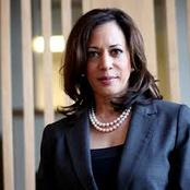 Meet Kamala Harris The Vice President Of America And First Black American Woman To Occupy The Office