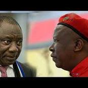 Julius Malema Reject Ramaphosa's Decision To Move The Country To Alert Level 1