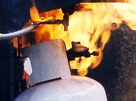 Sad News: Gas (LPG) kills a 12-year-old girl in the Ahafo region.