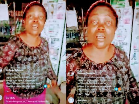 Read What Happened To This Elderly Woman When She Was Returning From Bank With N250K