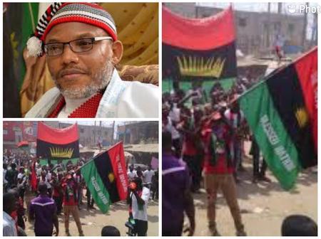 Never allow anybody recruit you to fight your fellow Biafran in the name of Ebubeagu security- Kanu