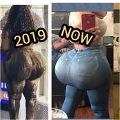 Remember the lady who caused an uproar in an airport due to her curves? See her photos