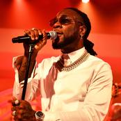 Burna Boy Set New Record As He Will Be Performing At The 63rd Grammy Awards