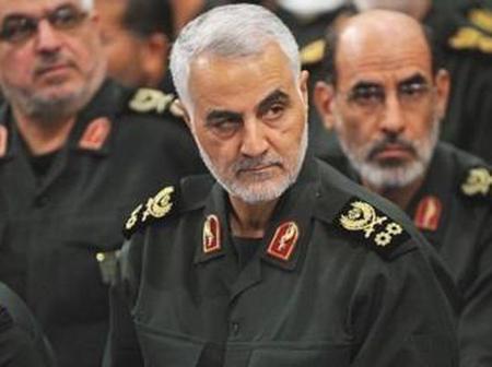 Qassem Soleimani: Iran demands Donald Trump arrest
