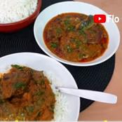 See How To Prepare The Nigeria Stew That Taste Better Than Tomato Stew: Use It For Rice And Swallow