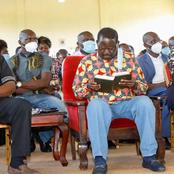 Raila Has Once Again Insisted That He is Not a Witch