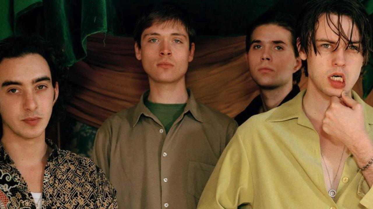 Iceage share new song 'High & Hurt'