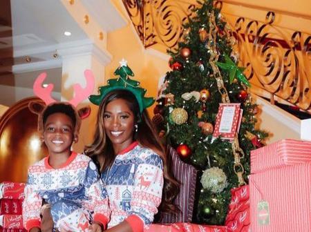 Meet Tiwa Savage's Ex-Husband (Photos)