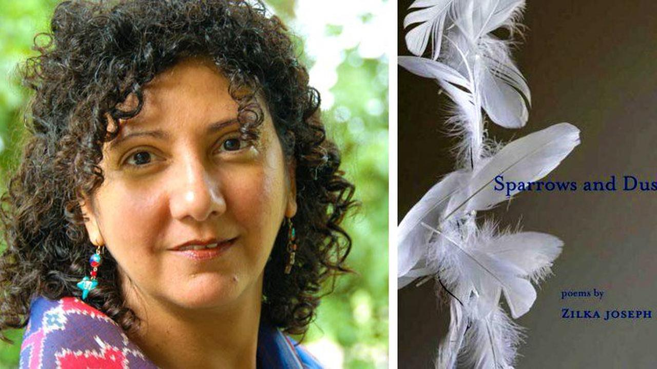 """Zilka Joseph's new chapbook,""""Sparrows and Dust,"""" finds parallels between humans and birds"""