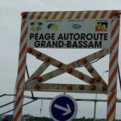 Bientôt un péage sur l'autoroute de Grand-Bassam