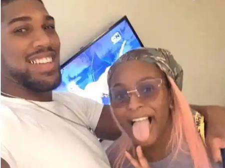 DJ Cuppy Speaks on Relationship With Anthony Joshua as She Reveals Why he'll Make a Great Husband