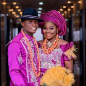 Sad: More Photos Of The Lady Who Died 3 Days After Her Traditional Wedding & Her Husband