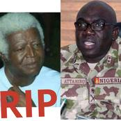 Today's Headlines: Nollywood Lost Another Veteran Actor, There Was No Massacre In Benue -Defence HQ
