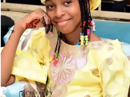 Remember The Yoruba Man Who Married A Kannywood Actress? See Recent Photos Of His Daughter.