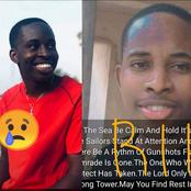 The 'Nigeria Maritime University's Student That Died Yesterday, See The Truth Behind His Death