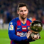 Opinion: Checkout The Three Trophy Messi May Never Win In His Career [Photos].