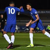 Check out what Xavier Mbuyamba said after scoring a goal on his debut appearance for Chelsea