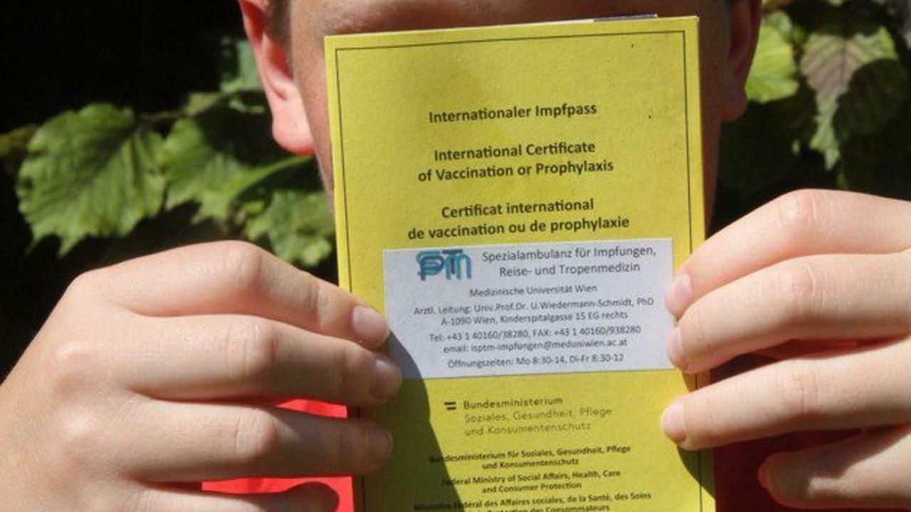"""Jugendliche erzählen: """"Impfung gibt uns Freiheit"""""""