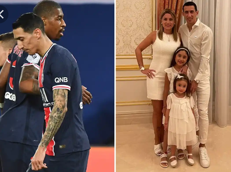 What Happened To Di Maria's Family During PSG's Match is Reportedly the Reason They Lost the Match
