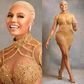 Actress Nancy Isime shows off new stunning outfits, see photos