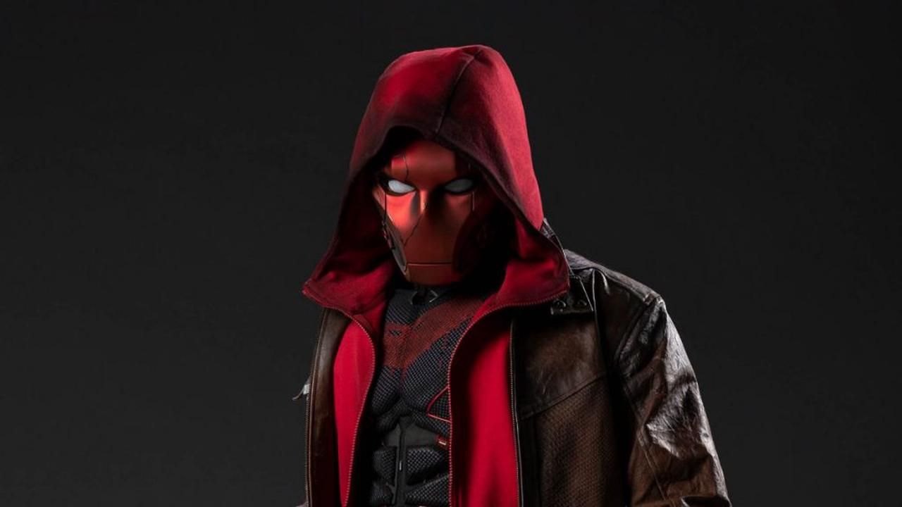 This is the Red Hood from Netflix's 'Titans' series