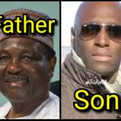 Yakubu Gowon Is 86 Years Old, See Photos Of His Wife And His Children