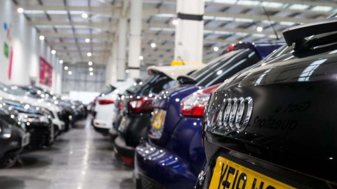 Stock shortages and slow new car supply see used car sales and advert listings slide