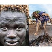 Meet The African Tribe That Bathes With Cow Urine And Covers Their Bodies In Ash Made From Cow Dung.