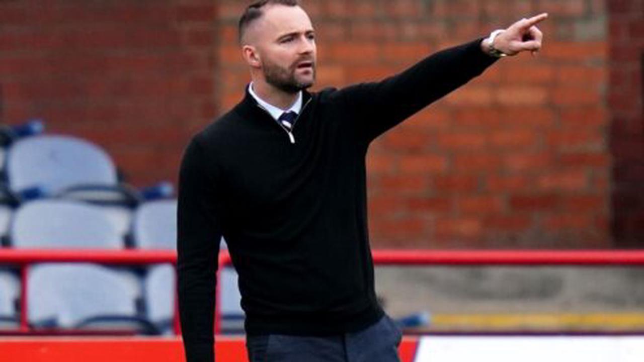 James McPake insists Rangers keeper Jon McLaughlin should have been sent off