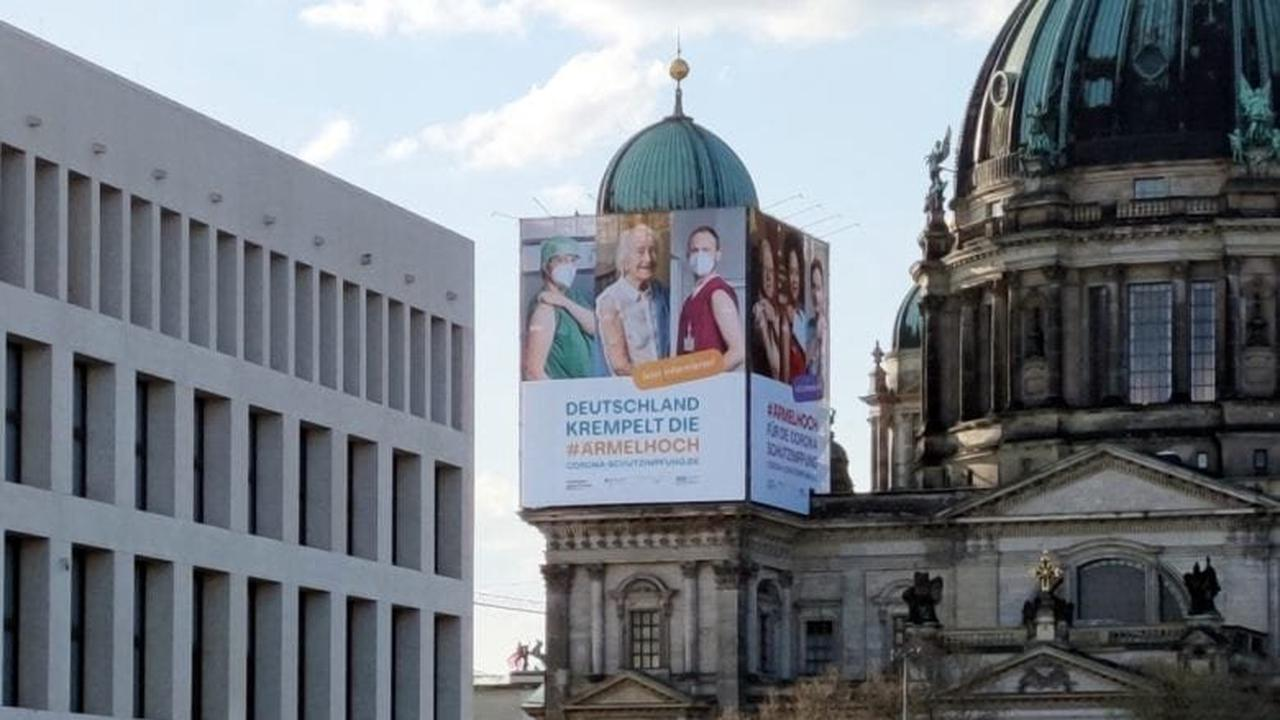 Berlins Gesundheitssenatorin: Impfwoche lief schleppend