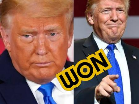 See Reactions From Nigerians After Former President Trump was Acquitted By Senate