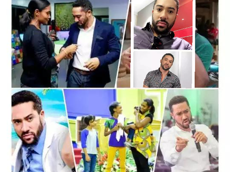 He Left Nollywood To Become A Pastor, See Pictures Of His Wife And Kids