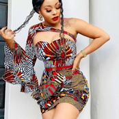 28 short Ankara gown styles your tailor can make for you