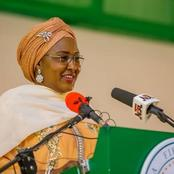 Aisha Buhari Breaks Silence, See What She Said After Months Of Silence And Being Away From Aso Rock