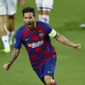 Lionel Messi creates new Champions League record that had never been achieved before