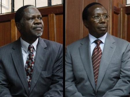 Ex-Kenya Power Boss Gichuru and Ex-Energy Minister Okemo Lose Sh444 Million After Lengthy Court Wars