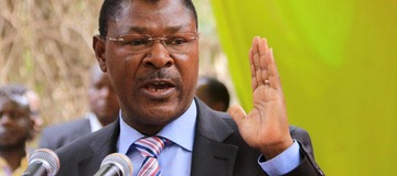 Cushion private schools teachers by paying them salaries - Wetang'ula tells State