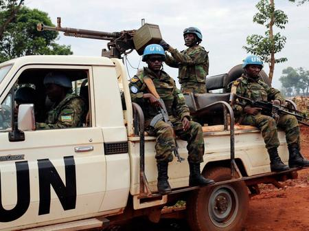 Four UN Peacekeepers Killed In Northern Mali
